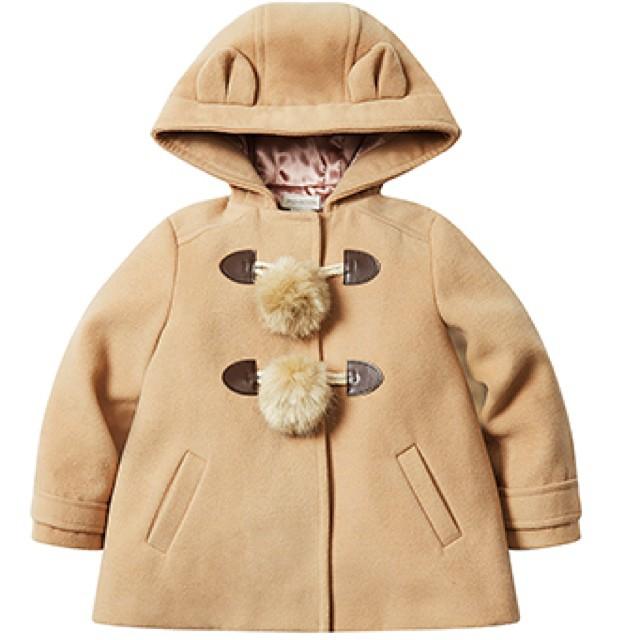 Fancy winning this super-cute @monsoonuk baby coat? #littlespree #thecoatedit