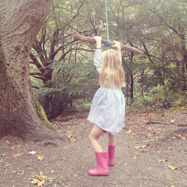Swinging #marlowcommon #littlespree