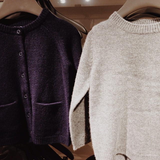 Cosy kids #cashmere @cosstores #littlespree