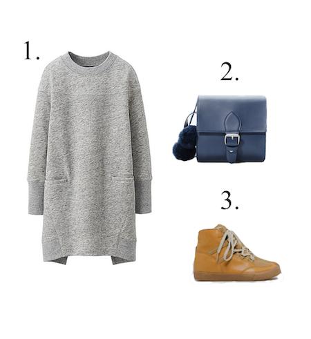 girl sweater dress