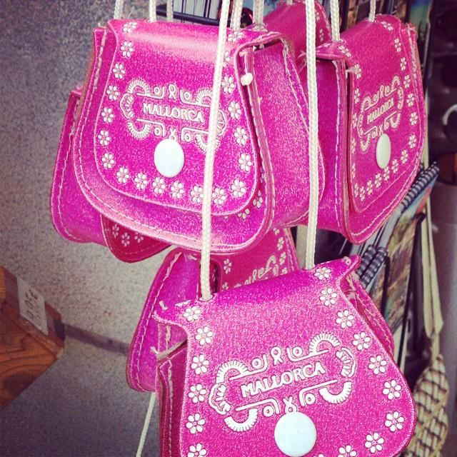 Cute mini purses #mallorca #littlespree