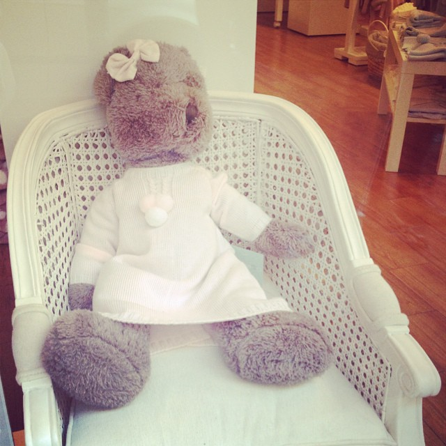 Chic teddy #teddies #spanishteddies #palma #littlespree