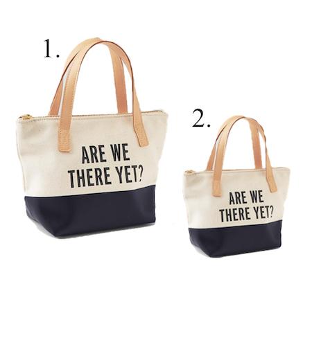 Kate Spade Gap bags