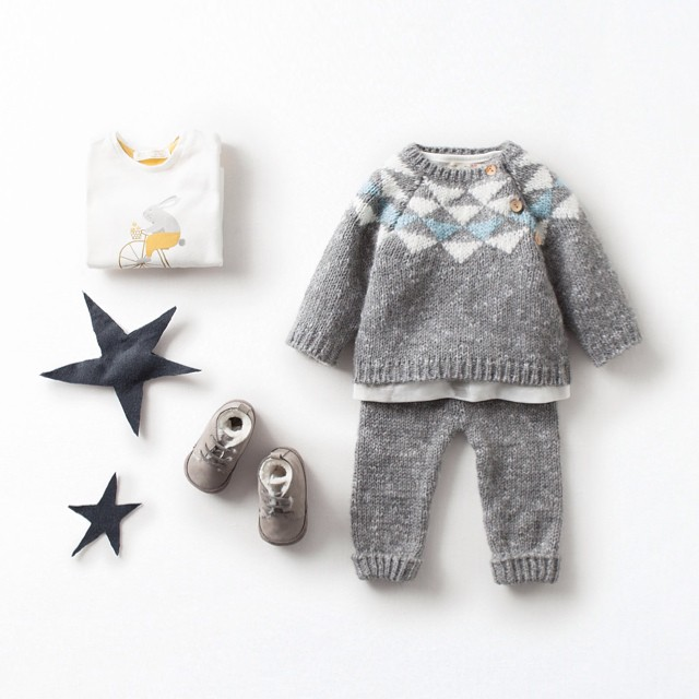 Baby chic @zara_worldwide mini #zaramini #babyoutfits #littlespree