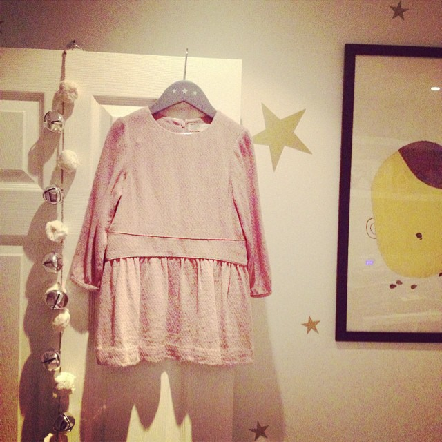And one from @zara_worldwide #cute #girlsdresses #littlespree #agirlcanneverhavetoomanydresses
