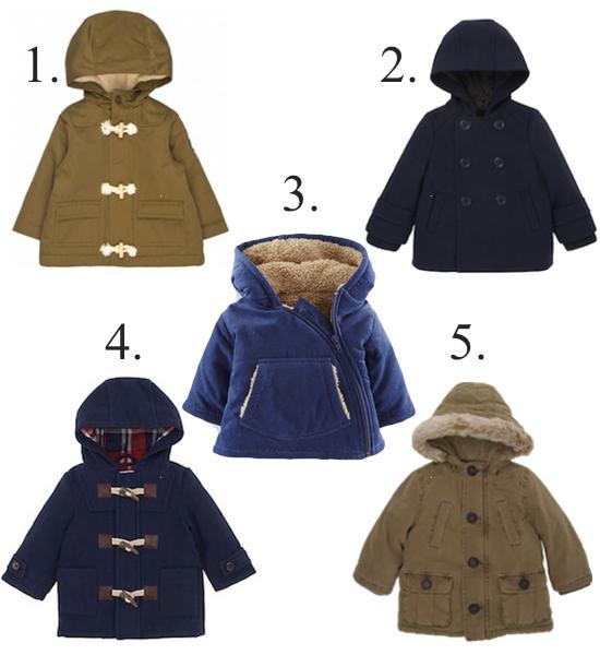 Baby boy coats 2