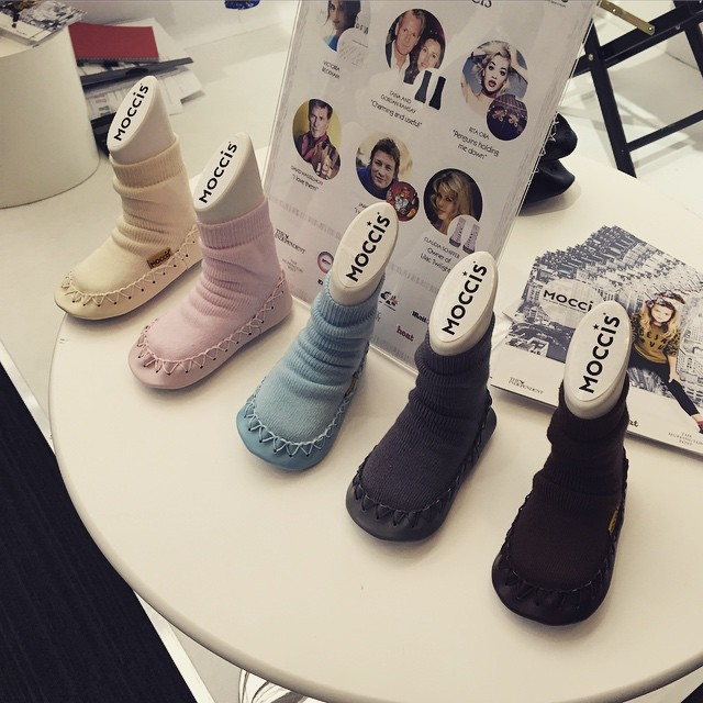 Love these simple moccasins @mocciscouk @bubblelondon #littlespree #littlespreeloves #littlepreview #autumnwinter2015