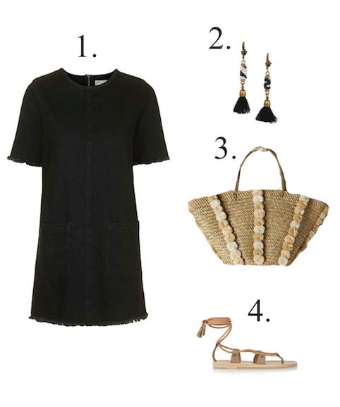 MS Denim Dress