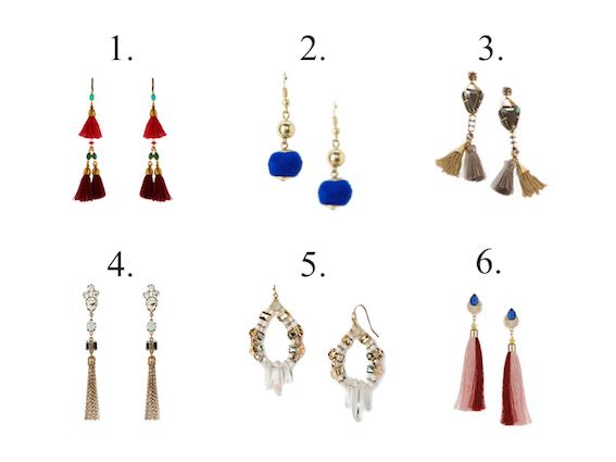 Earrings II
