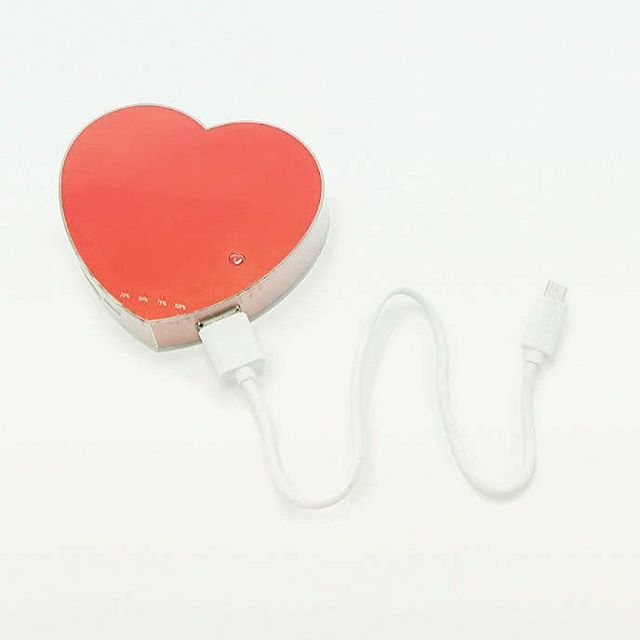 Love charger anyone?? asseenonlittlespree valentine giftideas mamaspree Readnbspmore