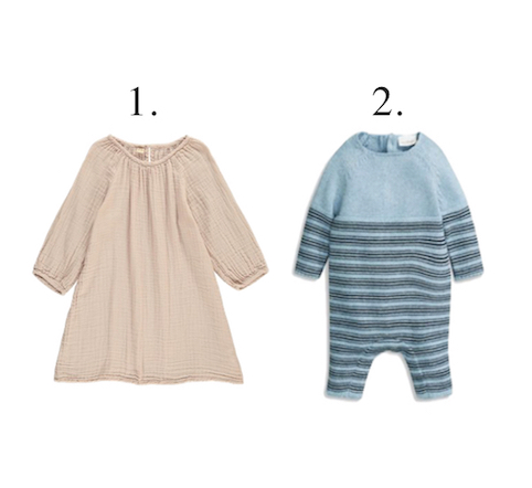 Baby Romper Little Shop