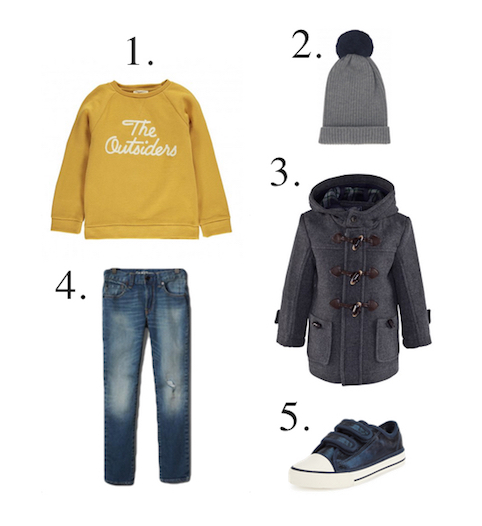 Little Spree: boys outfit