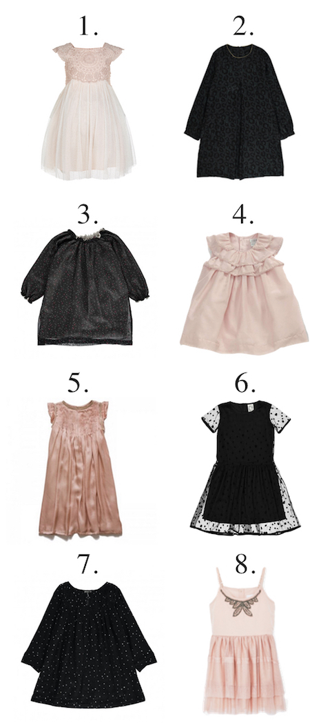 Little Spree: girls party dresses