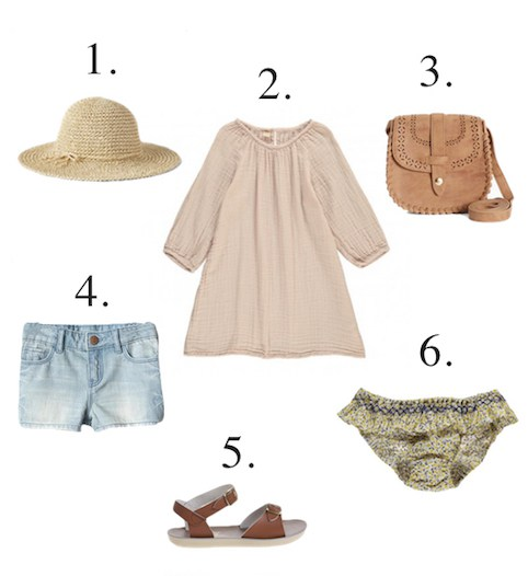 Little Spree: Holiday Capsule Wardrobe