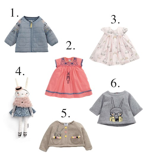 Fifi Lapin for Mamas & Papas - Little Spree
