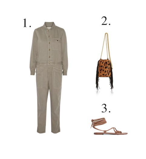 How to wear a jumpsuit - Little Spree