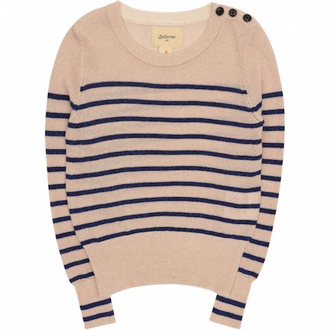 Mini Marant striped sweater - Little Spree
