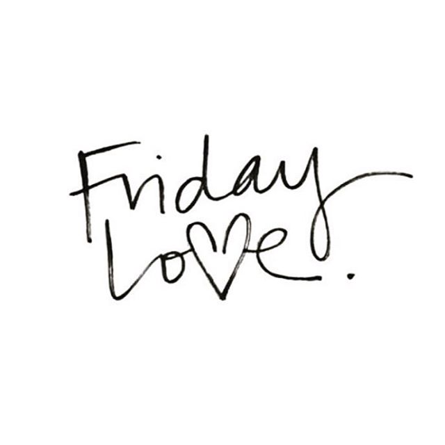 Who doesnt love a Friday?? Readnbspmore