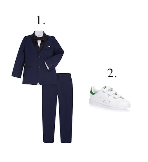 Cool page boy outfit ideas - Little Spree