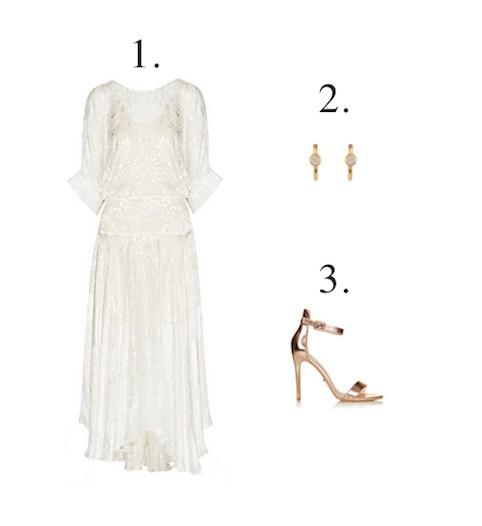 Stylish modern brides - Little Spree