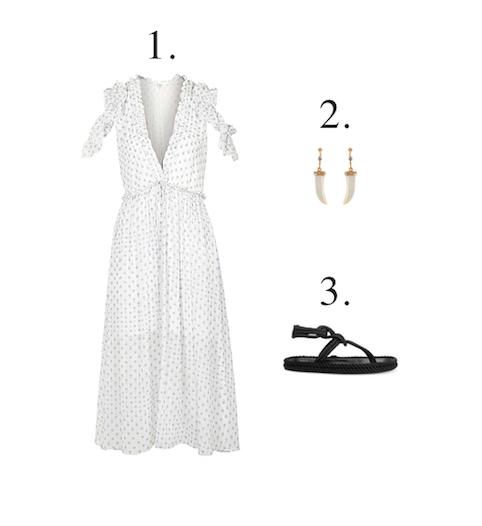 Topshop spotty summer dress - Little Spree