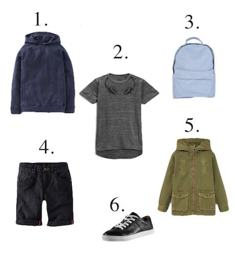 Tween Boys Clothes - Little Spree