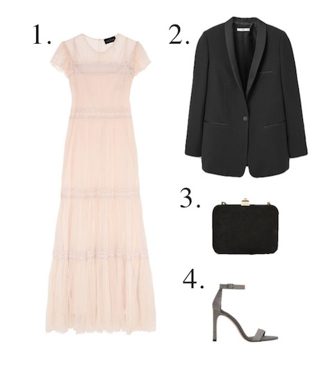 What to wear to a wedding - Little Spree