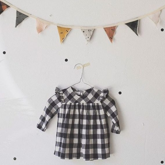 Love the cool simplicity of Spanish childrenswear brand Bho sohellip