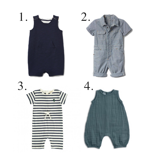 Baby Boys Rompers - LITTLE SPREE
