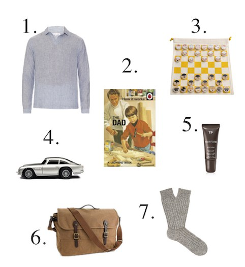 Fathers Day Gift Ideas - Little Spree
