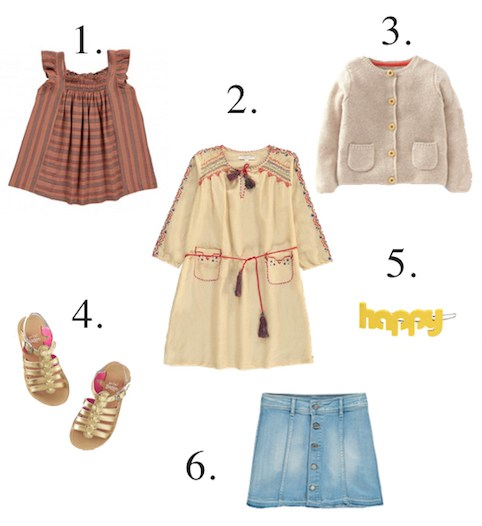 Girls sale round-up - LITTLE SPREE