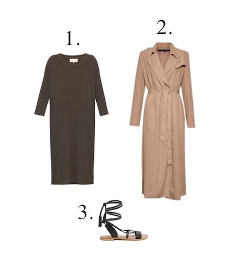 How to wear a duster coat - LITTLE SPREE