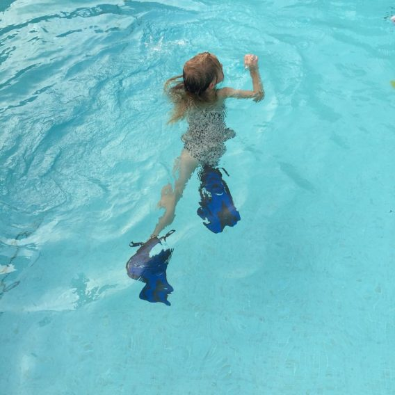 Water baby tabithasylvie sundayswim flippers Readnbspmore