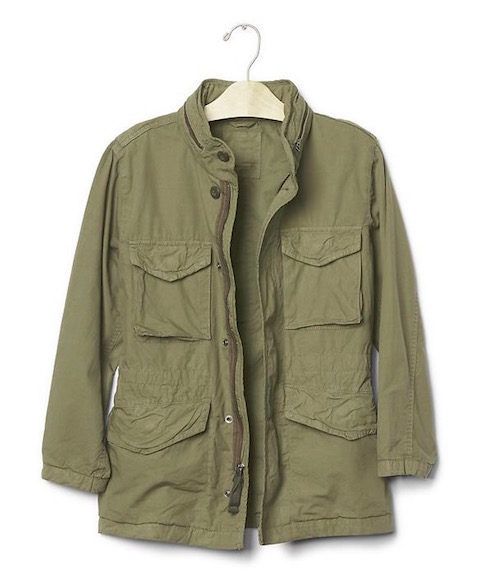 Little Spree: boys khaki jacket