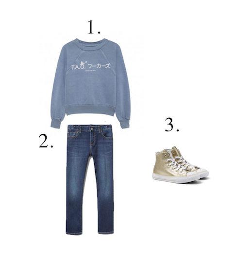 Boys cool sweatshirts - Little Spree