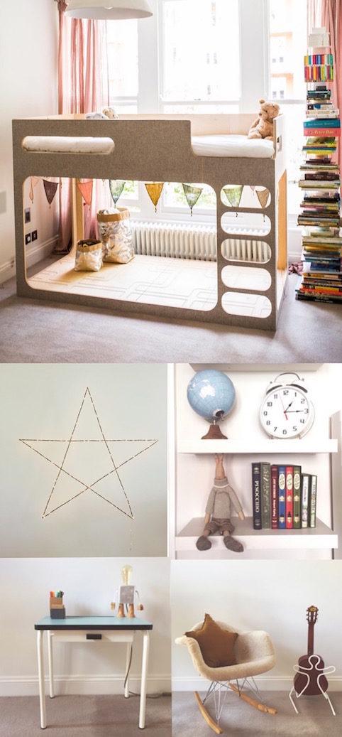 Little Spree: boys bedroom inspiration